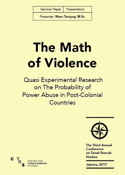 The Math of Violence