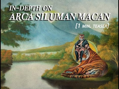 Video thumbnail about In-depth on Arca Siluman Macan