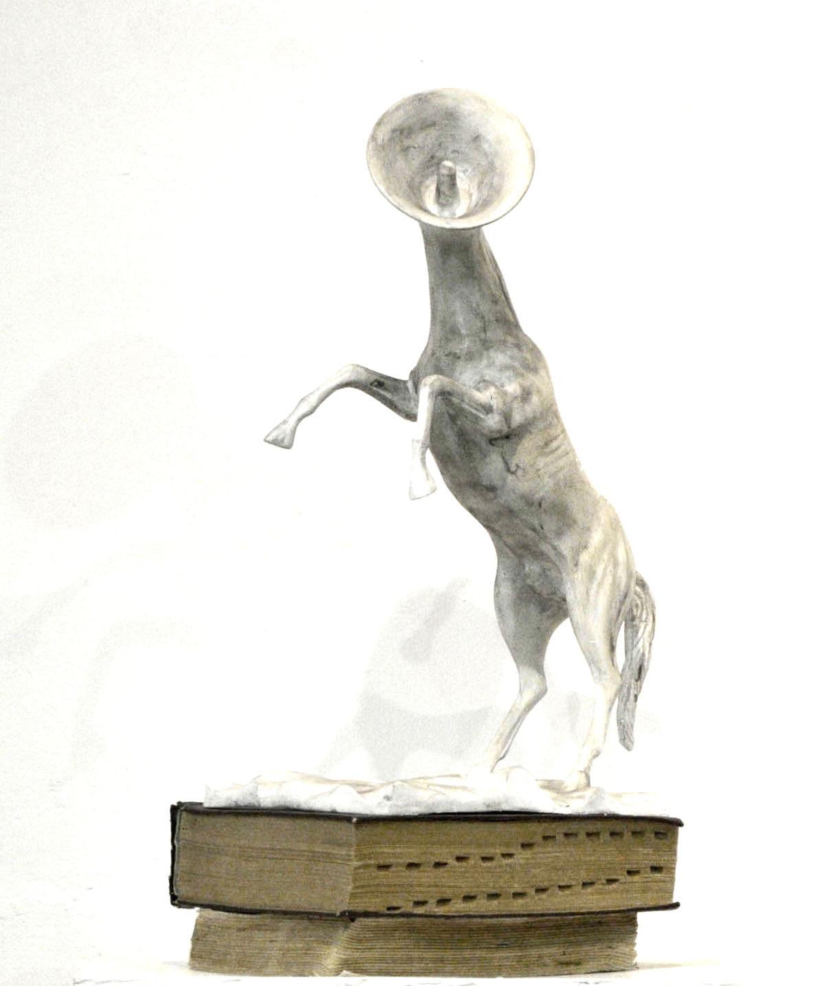 Mythology of Runcuk Horse (Repro)