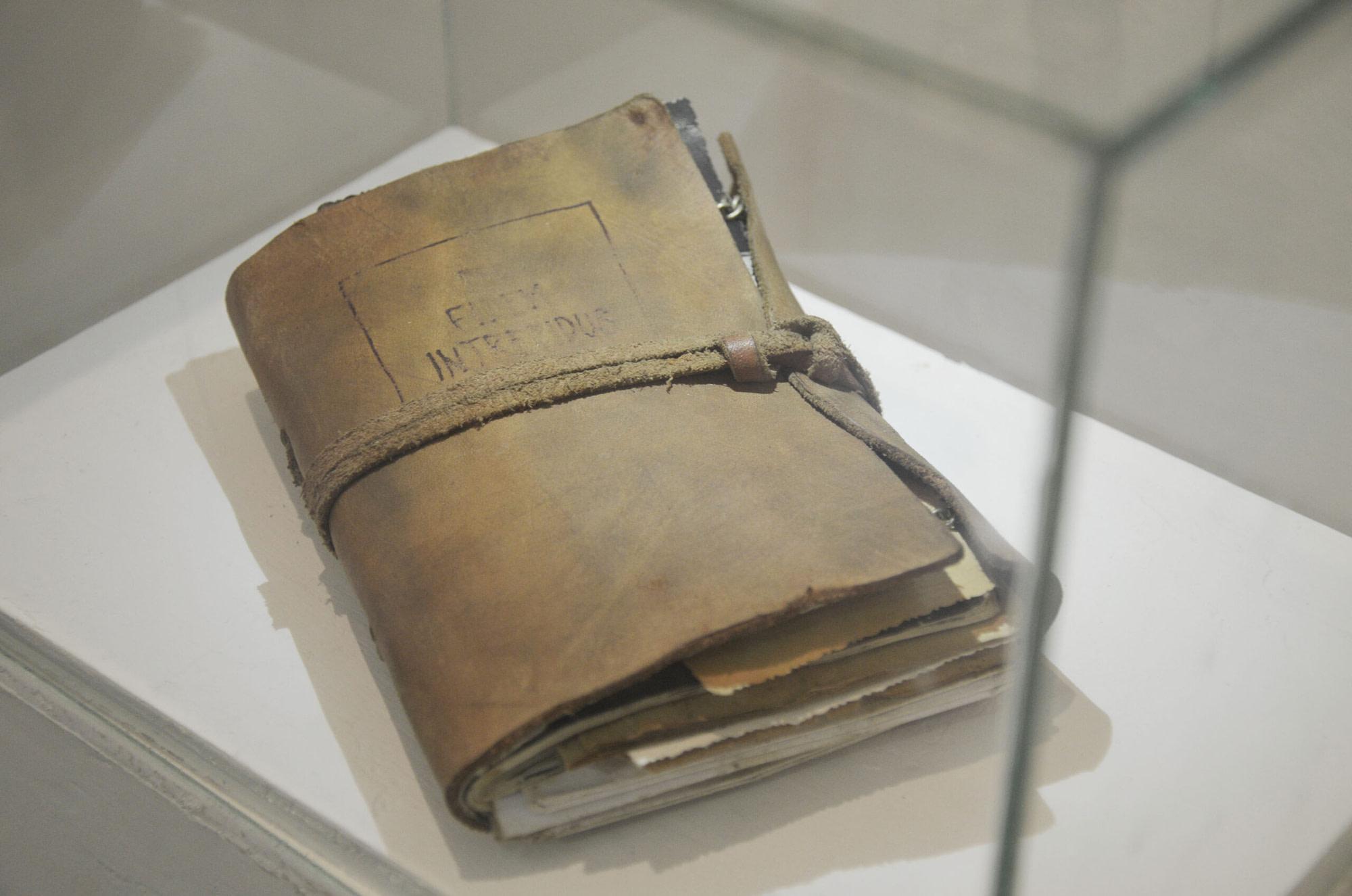 Per Fidem Intrepidus - Manuscripts