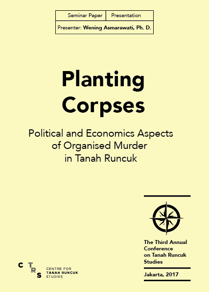 Planting Corpses